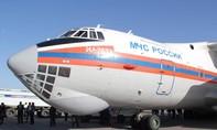 40 tấn hàng cứu trợ sau bão của Nga đã đến Việt Nam