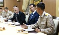 Tổng thống Nga ra lệnh rút quân đội khỏi Syria sau khi đánh IS thắng lợi