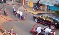 TP.HCM: Tái diễn nạn dàn cảnh va chạm giao thông để móc túi
