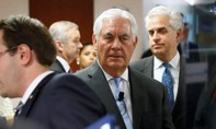 Ngoại trưởng Mỹ và Nhà Trắng lại hục hặc về Triều Tiên
