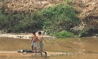 TP.HCM: Phát hiện xác thanh niên dưới suối, nghi đi trộm rồi gặp nạn