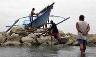 Lở đất sau bão ở Philippines, ít nhất 26 người chết