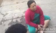 Cảnh sát giao thông cứu kịp thời người phụ nữ nhảy cầu Phú Xuân tự tử