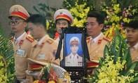 Vĩnh biệt Trung tá Trần Văn Vang: Máu anh đổ vì bình yên cuộc sống