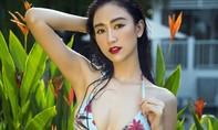 Á hậu Hà Thu khoe body cực 'chuẩn' trong bộ ảnh bikini