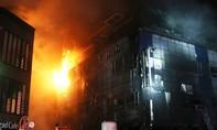 Cháy toà nhà thương mại ở Hàn Quốc khiến 28 người chết