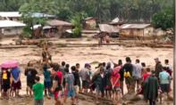 Philippines tơi bời vì bão Tembin: Hơn 100 người thiệt mạng