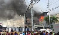 Cháy trung tâm thương mại ở Philippines, 37 người chết