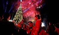 Không khí Giáng sinh nhộn nhịp khắp nơi trên thế giới