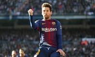 Messi 'vừa có tiếng vừa có miếng' sau trận siêu kinh điển