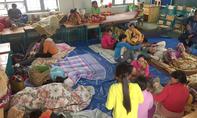 Huyện Cần Giờ, TP.HCM: Di dời dân, dự trữ đầy đủ nhu yếu phẩm