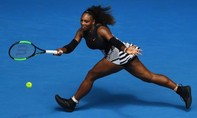 Serena 'tái xuất' sau 4 tháng sinh con