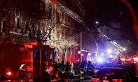 New York: Cậu bé 3 tuổi làm cháy chung cư khiến 12 người chết