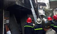 Cháy nhà dân ở TP.HCM, 3 người tử vong