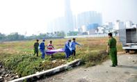 Thi thể nữ giới trôi trên sông Sài Gòn