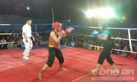 Người dân nô nức xem đấu võ đài liên tỉnh miền Trung - Tây Nguyên