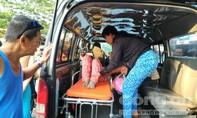 Người dân cứu sống cô gái nhảy cầu Rạch Miễu tự tử