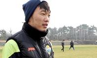 Xuân Trường được chọn làm Đại sứ hình ảnh tại Gangwon