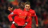 Liverpool đánh bại Tottenham trong trận cầu tâm điểm vòng 25