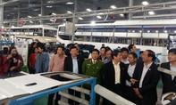 Vụ cháy nhà máy xe buýt của Thaco:  Sản xuất trở lại sau 9 ngày xảy ra sự cố