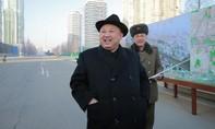 Triều Tiên phóng tên lửa đạn đạo ra biển khi thủ tướng Nhật đang thăm Mỹ