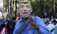 Dân Mexico biểu tình rầm rộ chống chính sách nhập cư của Trump