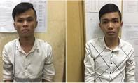 """Triệt phá băng cướp """"tuổi teen"""" liên tiếp gây án giữa Sài Gòn"""