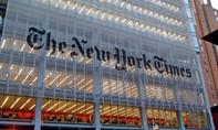 Quá trình tiến vào tương lai của New York Times