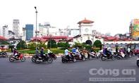 Vòng xoay Quách Thị Trang sẽ được phá bỏ để xây quảng trường