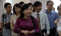 Bộ trưởng Kim Tiến 'vi hành' kiểm tra cơ sở vật chất 4 cơ sở y tế tại TP.HCM