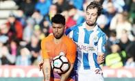 Manchester City nhạt nhoà trước đối thủ nhẹ cân
