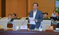 Ủy ban thường vụ Quốc hội thảo luận tuổi phải chịu trách nhiệm hình sự