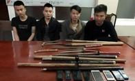 Hà Tĩnh: Cảnh sát nổ súng trấn áp hai nhóm côn đồ hỗn chiến