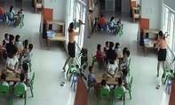 Đóng cửa cơ sở mầm non dọa ném trẻ qua cửa sổ tại TP.HCM