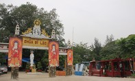 Di dời khẩn cấp hơn 400 ngôi mộ trong khuôn viên chùa Di Lặc