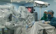 Từ ca phẫu thuật Robot thấm đẫm tình người