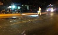 Nam thanh niên tử vong dưới bánh xe ô tô khi đi qua đường