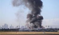 Máy bay rơi xuống trung tâm thương mại Úc khiến 5 người chết