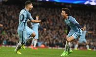Manchester City đá bại Monaco trong cơn mưa bàn thắng