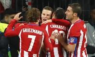 Atletico Madrid thắng dễ ngay trên sân của Leverkusen
