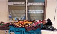 Nổ bình ga mini, một nam thanh niên mất bàn tay trái