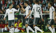 MU đi tiếp tại Europa League sau chiến thắng tối thiểu