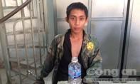 Truy đuổi hơn 120km bắt kẻ ngáo đá cướp taxi