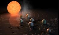 Phát hiện 'hệ mặt trời' mới với 7 hành tinh có khả năng có sự sống
