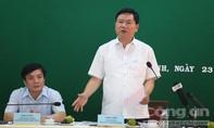 Bí thư Đinh La Thăng lo lắng về nguy cơ thất nghiệp của công nhân