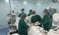 Cứu thai phụ bị vỡ thai ngoài tử cung