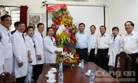 Bí thư Đinh La Thăng: 'BV Răng Hàm Mặt phải dẫn đầu cả nước về chuyên khoa'