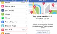 Facebook ra mắt tính năng tìm Wifi miễn phí
