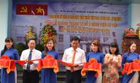 Bí thư Đinh La Thăng cắt băng khánh thành cơ sở 2 Bệnh viện Quận Gò Vấp