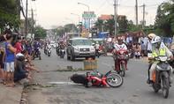 Hai xe máy tông nhau, 2 người thương vong